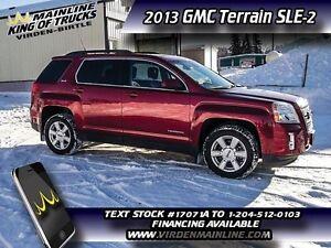 2013 GMC Terrain SLE-2  - $155.01 B/W