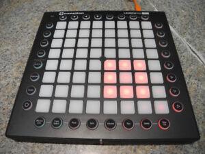 Novation Lauchpad Pro 64-Button Grid Music Controller