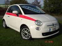 2008 Fiat 500 1.4 Sport 3dr 3 door Hatchback
