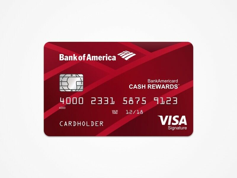 Authorized User Tradeline Bank of America 16K Aged 5 years and 2 months