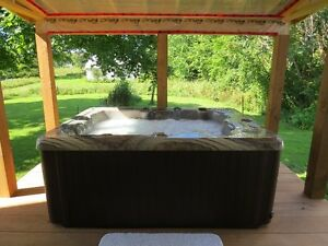 Salt Water Hot Tub Cornwall Ontario image 1