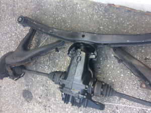 BMW e30 318ti z3 373 medium case lsd REBUILT 325 m3 e28 e34 318