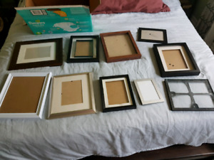 17 picture frames