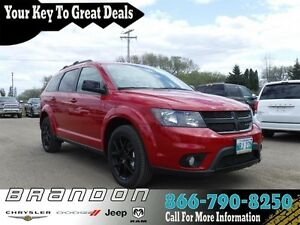 2016 Dodge Journey SXT/Limited - Low Mileage, Navigation, Climat