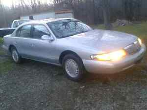 1995 LINCOLN CONTINENTAL 140K ETESTED 1500$$ OR TRADE