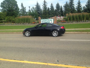 2006 INFINITY G35 COUPE FOR SALE - SPRUCE GROVE