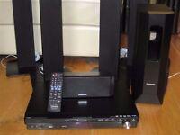 Panasonic 5.1 SC-PT850 Surround Sound
