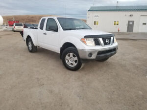 2007 Nissan Frontier EXT Cab Pickup Truck 4WD