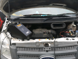 Professional DPF cleaning