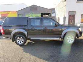 NO VAT Ford Ranger 2.5TDCi 4x4 XLT Double Cab pick up 1 owner vehicle (49)