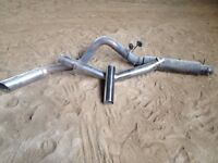Mbrp 4in stainless 2nd gen ram truck exhaust