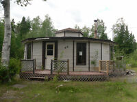 Fixer Upper Cabin for Sale on Crooked Lake Road
