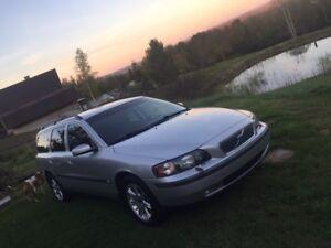 Volvo v70 manuel IMPECCABLE!!!