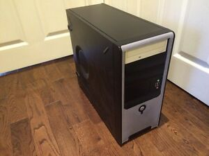 Computer case TOWER black