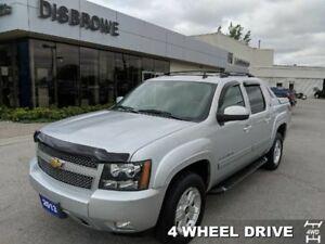 2013 Chevrolet Avalanche   4x4, Leather, Sunroof
