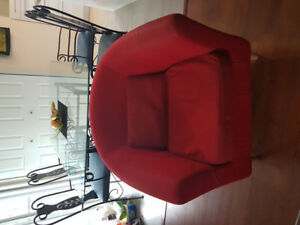 Sofa Tullsta rouge / Tullsta armchair red