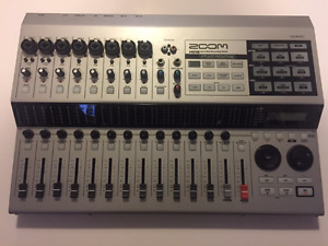 ZOOM HD16 Recording Studio, like new used only several time