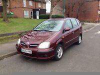 Nissan Almera Tino for sale - £450