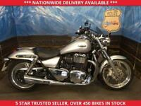 TRIUMPH THUNDERBIRD THUNDERBIRD 1700 ABS MODEL MOT MARCH 18 FSH 2011 11