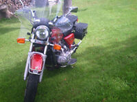 prix 1500$ Moto / bike Honda Gold wing GL1100 1983