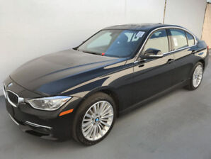 2013 BMW 328i Xdrive - ALL WHEEL DRIVE