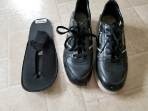 Curling Shoes & Slider