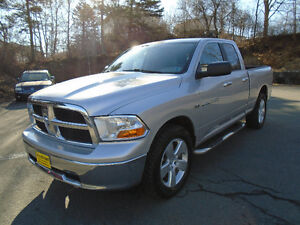 2012 Dodge Power Ram 1500 QUAD CAB 4X4