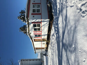 40x12 mobile home located in Turo NS hwy 104-102 quick sale.