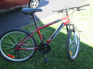 Almost new youth bike