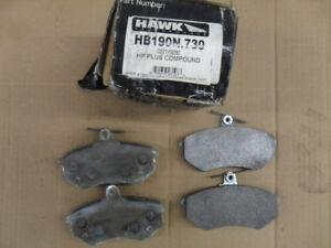 Plaquette de frein avant HAWKS HP PLUS VOLKSWAGEN /AUDIMK3
