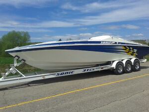 SONIC 31SS OFFSHORE 900 HP