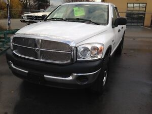 2008 Dodge Power Ram 1500 SLT TRX Pickup Truck