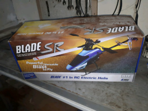 E flite rc helicopter