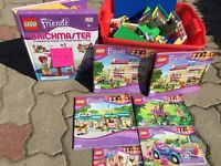 Several LEGO Friends sets