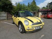 04 (04) MINI COOPER 1.6, SERVICE HISTORY & RECEIPTS