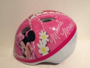 Toddler Minnie Mouse Bike Helmet