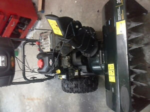 YARDWORKS 14.5 30 CUT SNOWBLOWER