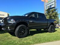 2016 RAM 1500 SPORT LIFTED, FLARES, RIMS/TIRES !!  16R16268 Fort McMurray Alberta Preview