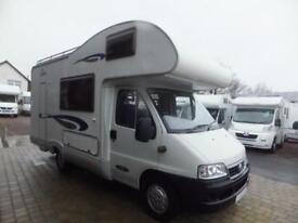 Mclouis glen 452 5 berth Motorhome for sale