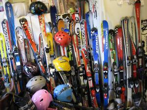 Beaucoup de Ski Alpin  Parabolique,Planche a Neige,Patin