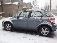 2008 Suzuki SX4 Crossover AWD valid safety and etest