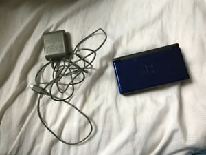 NINTENDO DS AND CHARGER