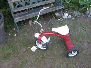 Roadmaster Vintage Child's Tricycle By Made in USA