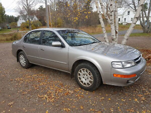 1998 Nissan Maxima **Low Kms**