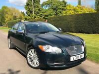 Jaguar XF 3.0TD V6 ( 237bhp ) Auto 2011 Premium Luxury