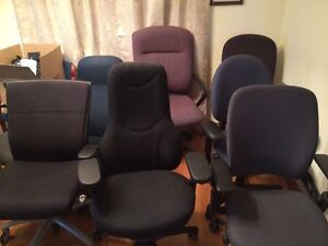Huge office chair liquidation