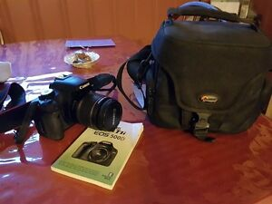 T1 Canon Rebel camera for Sale. Good condition Kawartha Lakes Peterborough Area image 1
