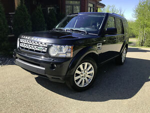 2012 Land Rover LR4 HSE LUX SUV, Crossover