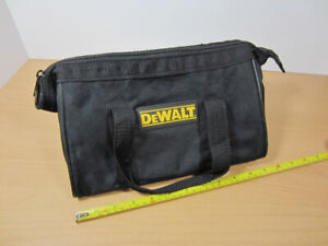 "DeWalt Tool Bag/Pouch, 12""x9""x9"", Like-New"
