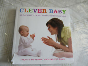 Clever baby book by Simone Cave